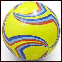 Competitive machine stitched soccer ball factory
