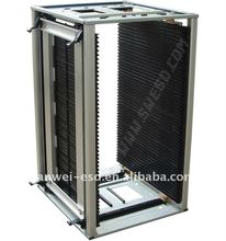 High Quality Esd Pcb Racks/Conductive Magazine Rack ESD