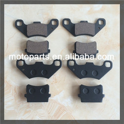 Hot sale BR250 Brake Pads for Motorcycle/atv/go kart/minibike