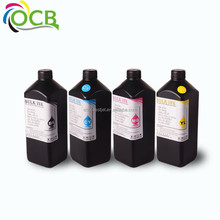 OCBESTJET Ink refills Printing uv color change ink for epson pp100