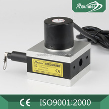distance measuring sensor dc current linear displacement sensor 4-20mA transducer