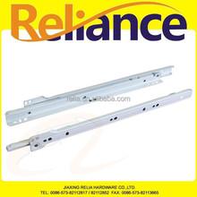 350mm white european style selfclosing drawer slide