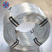 Best Chinese factory zinc coated well galvanized iron wire for fence and binding wire