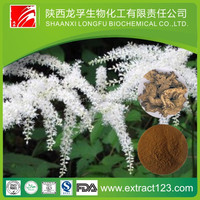 Herbal extract pure natural black cohosh extract