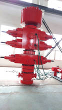 API 16A double ram cameron bop /blowout preventer