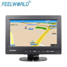 "7"" cheap hdmi vga small lcd display touch pen led monitor with resistive touchscreen optional"