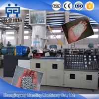 Best Quality PP PE film plastic pelletizing line, waste plastic recycling granulating machine