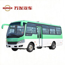 New Model Shuttle Bus for Professional Supplier