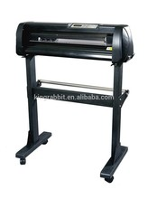 china rabbit hx1360k cutter plotter price / computer sticker cutting printer