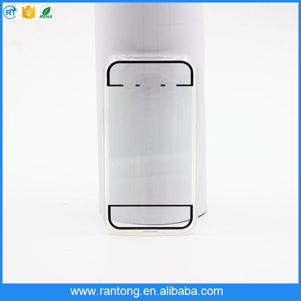 Latest Clean transparent light guangzhou phone case for iphone case wholesale
