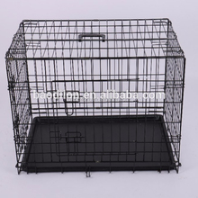 Folding metal wire dog crate dog house dog kennel factory