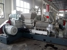rubber compounding granules making machine