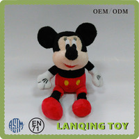 Plush Wholesale Mickey Minnie Mouse Doll Toys For Kids