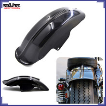 BJ-RF-HA001 Motorcycle CNC Plastic Mudguard Rear Fender for Harley Sportster 883 883R 1200 1994-2003