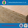 Indoor Usage Poplar Main Material laminated wood Block board