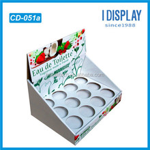 top sell Custom table cardboard counter top display boxes for soap pdq box wholesale