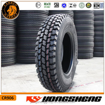 Carmun st906 11R22.5 and 11R24.5 st906 drive truck tire