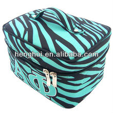 Zebra Hot Makeup Cosmetic Bag Case