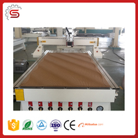 cnc router wood carving machine STR1325P for wood kitchen cabinet door