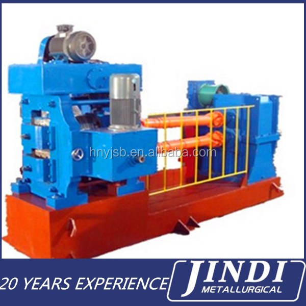 Factory direct Jindi 4-16mm 2 ribs cold rolling rebar machine