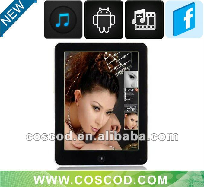 8 INCH VIA 8650 Tablet pc,The Cheapest 8 inch MID