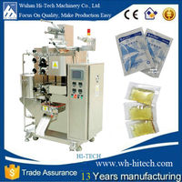 The best machine in China Aseptic pouch juice /milk filling packing machinery Maker