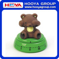 Cute Bear Animal Shaped 60 Minute Timer Mechanical Kitchen Timer
