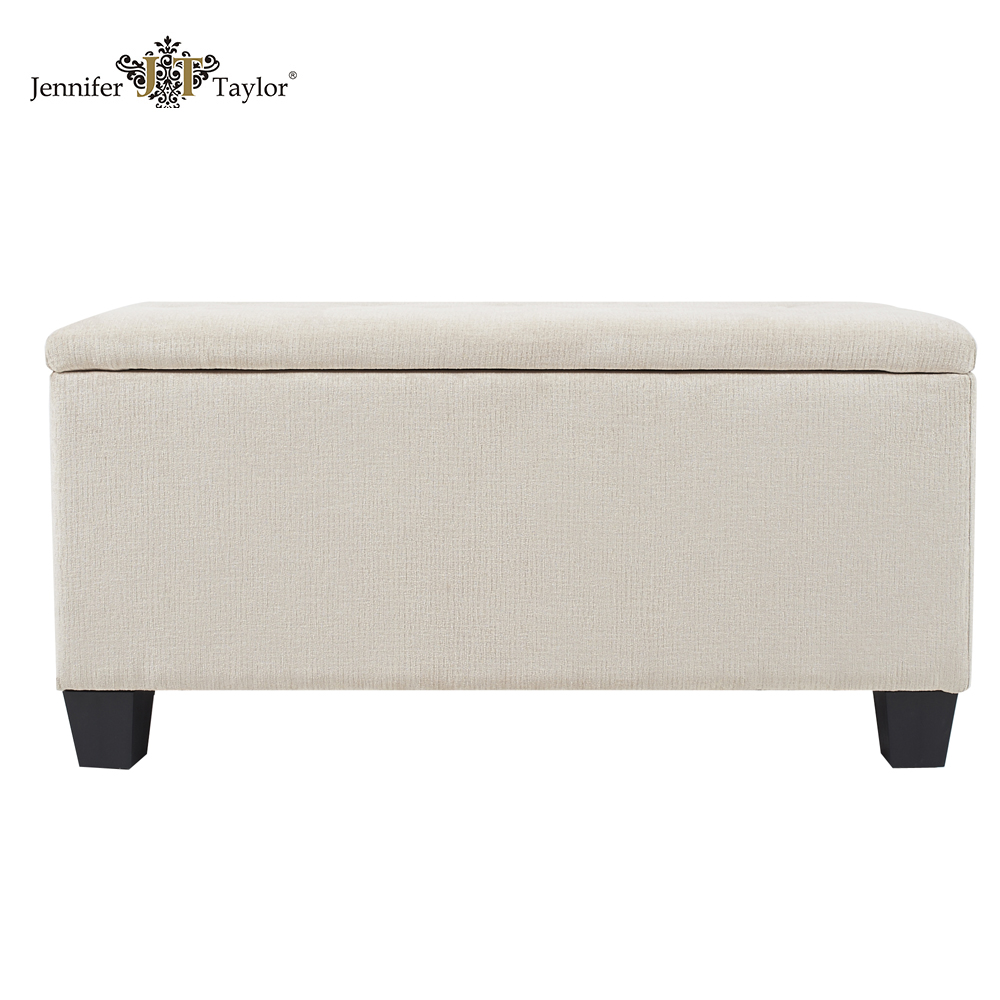 space saving furniture storage shoes bench seat/Fabric upholstery Hallway organer Bench