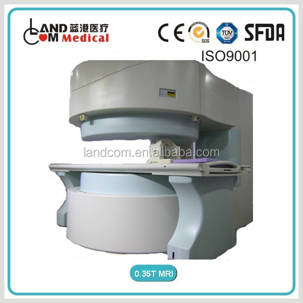 Manufacturer: 0.35T Open MRI permanent magnetic