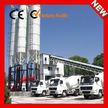 CE Approved HZS90 Belt Type Construction Machine Concrete Batching Plant