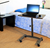 TURNLIFT Laptop Mobile Desk Cart(B-0339)