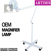 Magnifying Lamp Stand T5 /T9 Tube 5X 8X 10X Magnifier (CE)