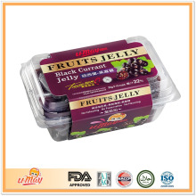Health Product Snack Food No pigment No Preservative No Flavor 15 Cups Black Currant Jelly