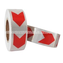 Professionl Factory Made Long distance of visibility pvc Tape For Car Decoration