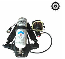 CCS & EC Approved Positive Pressure Self Contained Air Respirator