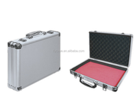 Small & Simple Aluminum Carrying barber case ,Hairdresser tool case for scissors