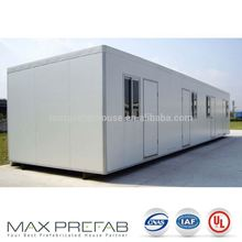 SC14433-02 Prefabricated Home Container Homes 40Ft Luxury House