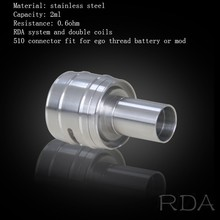factory price rda atomizer Rebuildable Atomizers & Tanks with big vapor