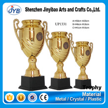 customized high-end metal trophy cup trophies for competitions