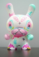 kidrobot DUNNY MUNNY OEM customized model garage kits