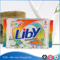Liby Best Quality Lowest Price Whitening Laundry Soap