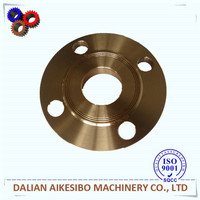 Industry Application Customed Brass Machining Parts