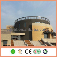Cheap new kind of building material modified clay exterior wall tile