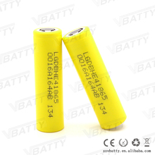 Original lg 18650 HE4 with cheap price he4 2500mAh 20A li-ion battery for e-cig mod led light power tools