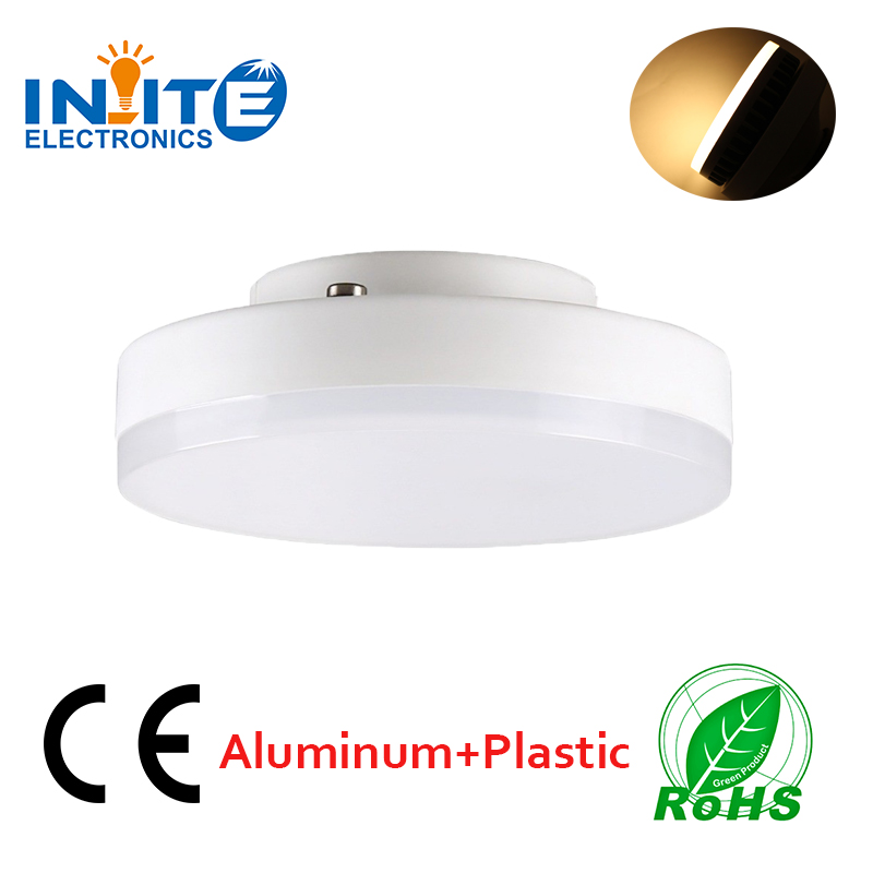 Energy saving Led Lamps Gx53 Plastic housing 3000K 4000K 6000K 230v
