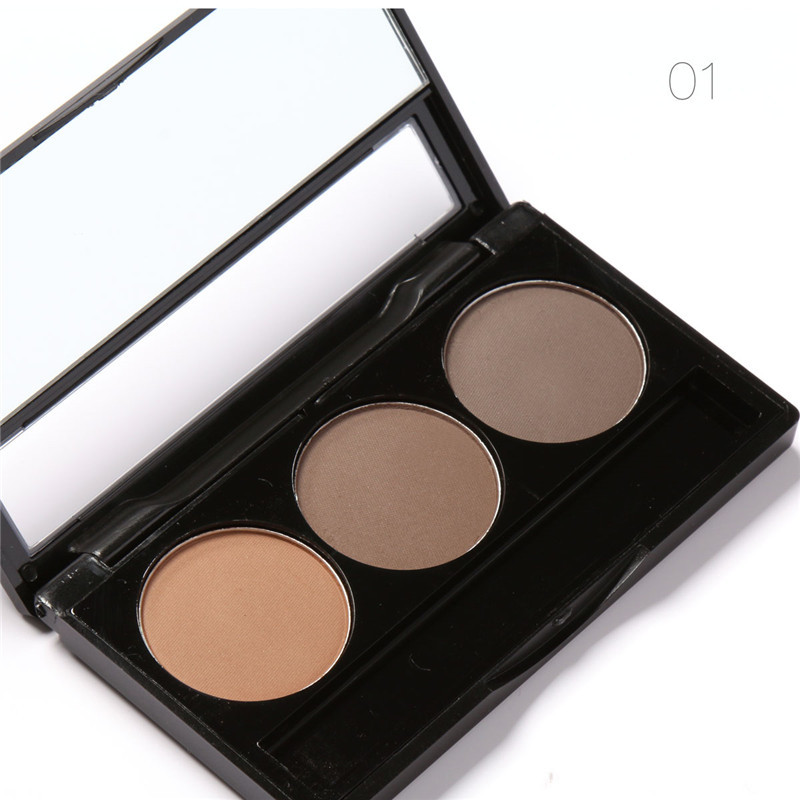brow powder palette makeup product brow powder