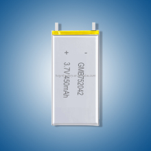 Rechargeable 22.2v 5000mah 25c lipo battery pack with high discharge rate/22.2v lipo battery for helicopter and quadrirotor