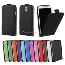flip leather case cover for samsung galaxy s4 mini i9190