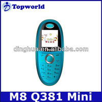 Haiti Hot Selling Mobile Phone M8 / Q381