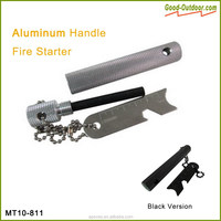MT10-811 Multi function Aluminum handle firesteel